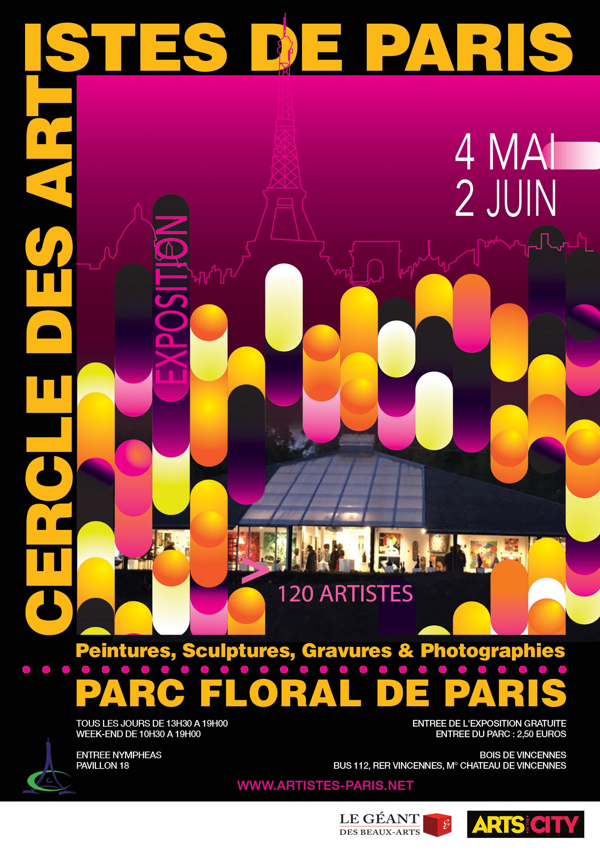 CERCLES DES ARTISTES DE PARIS