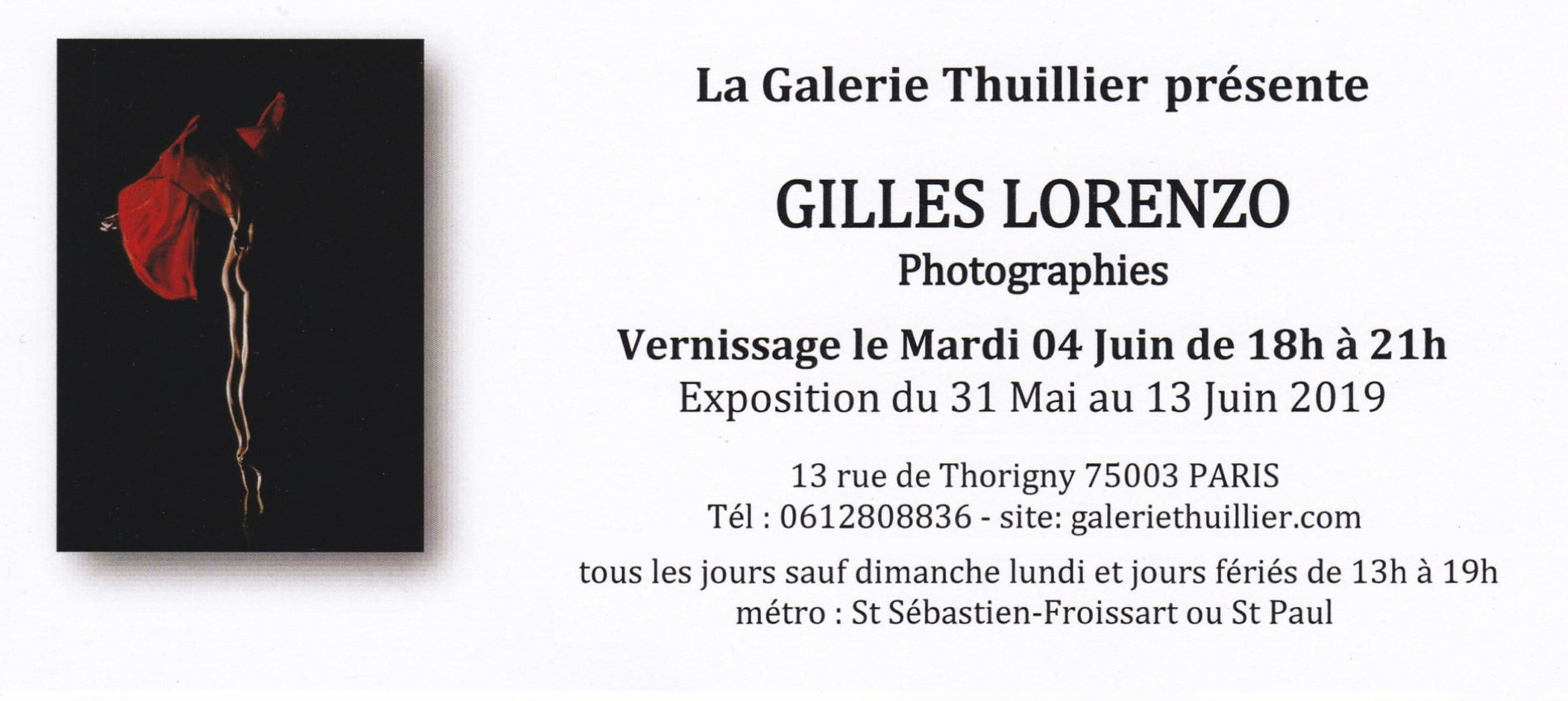 EXPOSITION PARIS